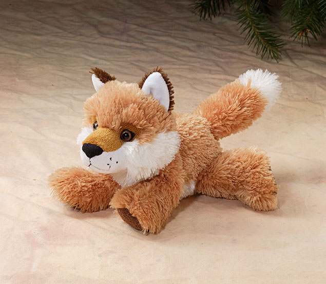 Stuffed Animal House - Floppy Foot Fox FC-09